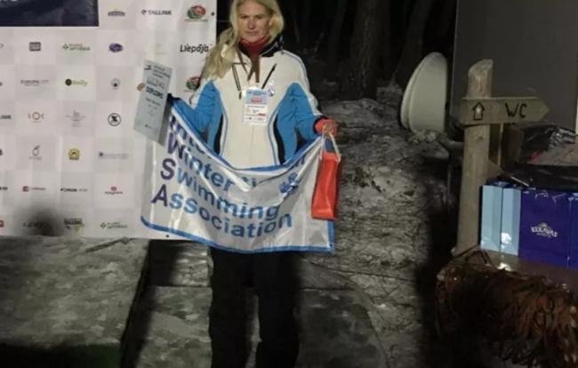 Рыбинская спортсменка взяла золото на чемпионате по открытому плаванию в Латвии