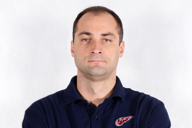 Андрей Ноздрин стал главным тренером «Ярославича»