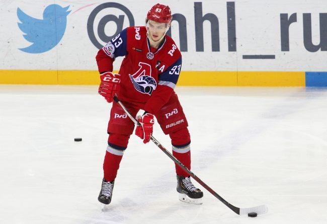 В преддрафтовый рейтинг вошли 14 воспитанников «Локомотива»