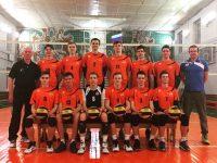 Юношеская сборная Ярославской области по волейболу отправляется на Финал Первенства России