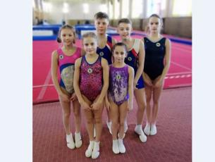 Ярославцы выступают на Чемпионате и Первенстве ЦФО по прыжкам на батуте, акробатической дорожке и двойному минитрампу: итоги первого дня соревнований
