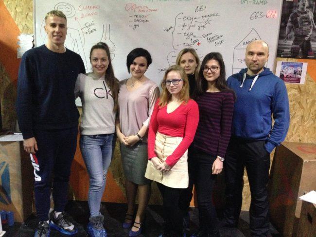 Ярославские спортсмены и психологи помогли детям
