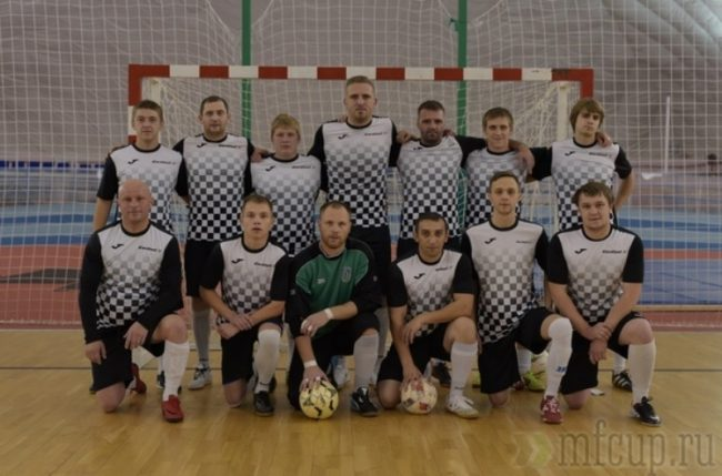 «ЯШЗ» — победитель Первой лиги чемпионата города Ярославля по мини-футболу