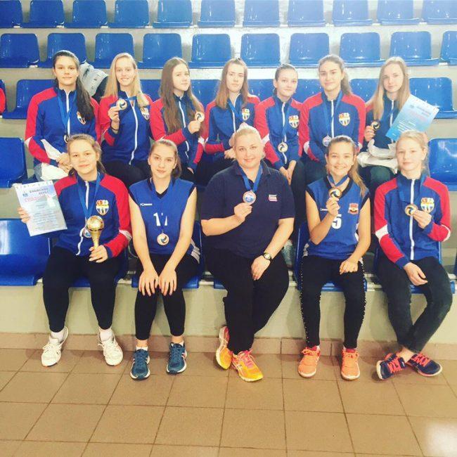 Ярославские волейболисты удачно выступили на турнире в Кстово