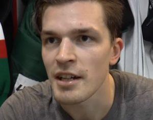 Антону Ландеру хватило 137 матчей, чтобы набрать 100 очков в КХЛ