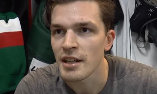 Ландер – пока единственный игрок КХЛ в Топ-8 бомбардиров ЧМ