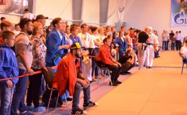 Ярославцы завоевали семь золотых медалей на всероссийском турнире по кудо