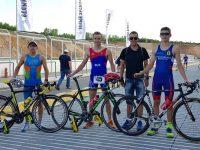 Ярославцы взяли медали на Всероссийских соревнованиях по триатлону в дисциплине дуатлон-спринт