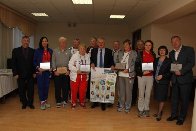 В Рыбинск приехали олимпийские чемпионы