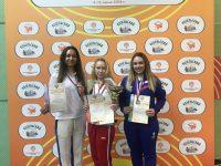 Анастасия Галашина завоевала «бронзу» на Кубке России по стрельбе из малокалиберного оружия