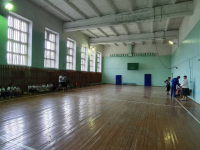 Спортзал в Покровской школе Угличского района ждёт ремонта