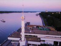 Летнюю веранду ресторана «Ванильное небо» включили в ТОП лучших