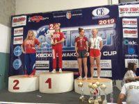 Ярославская спортсменка Дарья Кувакина взяла «золото» Кубка Мира по кикбоксингу