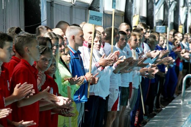 В Рыбинске проходит Чемпионат России по морскому многоборью