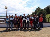 Российские тревел-блогеры отведали крымские мидии в ресторане «Ванильное небо» Ярославля