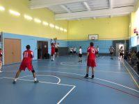 В Ярославском районе открыли отремонтированный спортзал