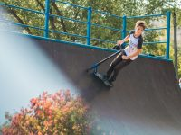 В Тутаеве открыт скейт-парк