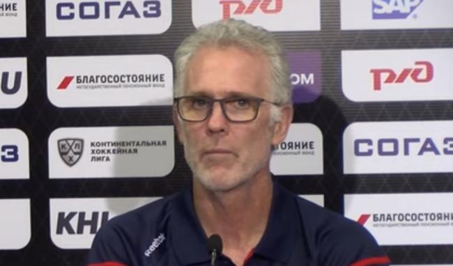 Предсезонная пресс-конференция ХК «Локомотив»: видео