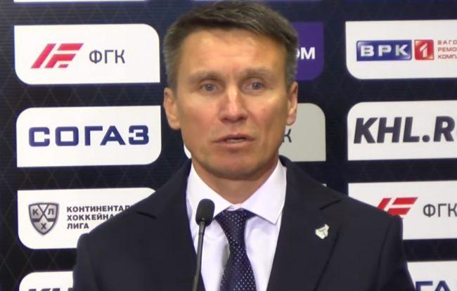 Ардашев вернул на скамейку «Локомотива» Дмитрия Красоткина