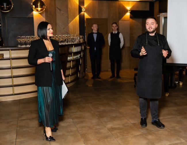 Шеф-повар из Санкт-Петербурга проведет гастрономический ужин в ресторане «Ванильное небо» Ярославля