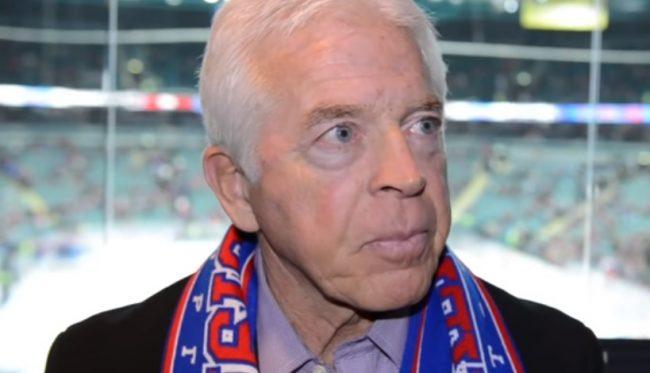 Ярославль посетил известный тренер Барри Смит