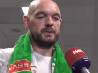 «Локомотив» заключил пробный контракт с защитником Андреем Марковым