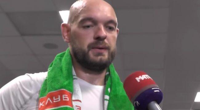 Андрей Марков приступил к ледовым тренировкам