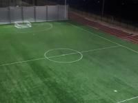 В Рыбинске по программе «Решаем вместе» появилось большое футбольное поле
