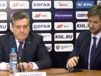 Майкл Пелино снова будет работать в КХЛ