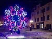 14 декабря откроется резиденция Рыбинской снежинки