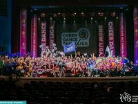 Команда Демидовского университета «FREEDOM» стала лауреатом I степени конкурсе-фестивале «Студенческая чир данс шоу лига»