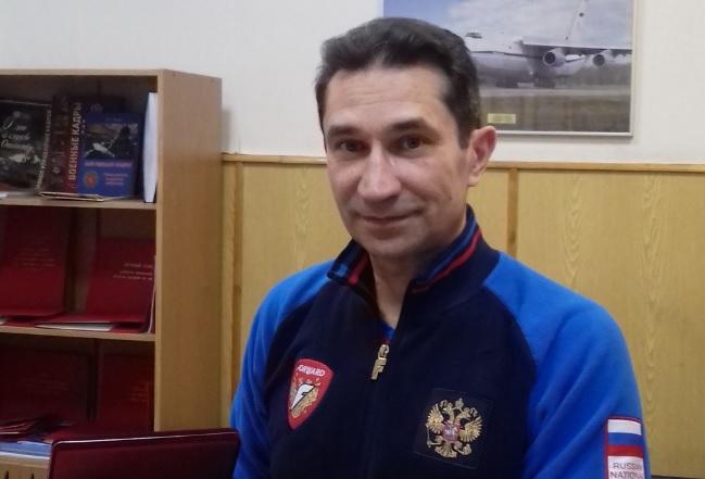 Ярославец Владимир Васин – «Заслуженный работник физической культуры Российской Федерации»