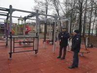 В Некоузском районе появилась новая площадка для сдачи норм ГТО