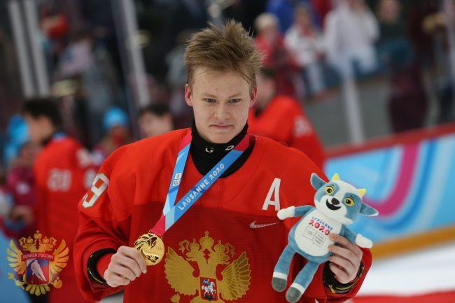 Воспитанники хоккейного клуба «Локомотив» опять будут представлять нашу страну в составе сборной