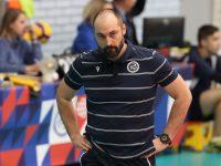 Андрей Ноздрин больше не главный тренер ВК «Ярославича»