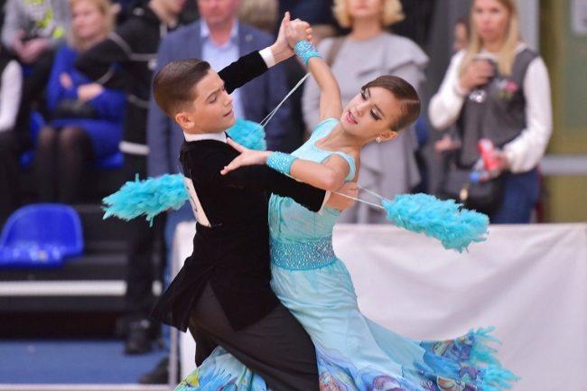 В КСК «Вознесенский» прошли соревнования по танцевальному спорту