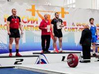 Спортсмен из Ярославской области взял «серебро» на Кубке России по тяжелой атлетике