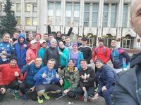 Влади из «Касты» пробежал по Ярославлю вместе с фанатами
