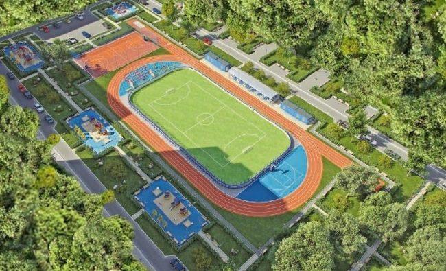 В Ярославле в этом году построят открытый современный физкультурно-оздоровительный комплекс