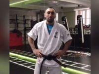 Главный тренер сборной Ярославской области по кудо показал упражнения для людей на самоизоляции