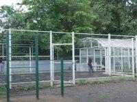 В двух ярославских дворах появились спортплощадки, созданные по инициативе местных жителей