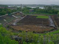 В Рыбинске началась долгожданная реконструкция стадиона «Сатурн» — видео