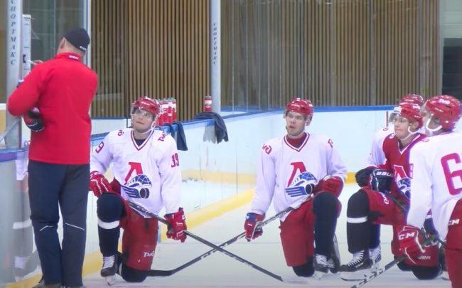 «Локомотив» представил ролик о подготовке команды к сезону