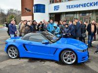 Ярославские студенты смогут разработать новый спорткар на базе «Лады Калины»