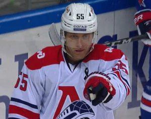 Ткачев официально стал игроком «Трактора»