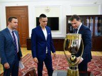 Ярославец Борис Никоноров стал чемпионом мира по пляжному футболу
