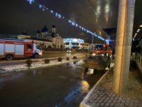 В Ярославле хоккейную ХК «Северсталь» ночью эвакуировали из отеля