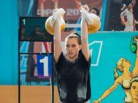 Рыбинская спортсменка выполнила норматив мастера спорта международного класса по гиревому спорту