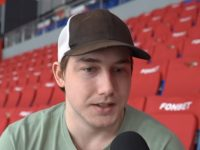 Рид Буше провел ледовую тренировку с «Локомотивом»
