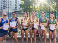 Спортсменки Ярославской области вышли в финал первенства России по пляжному волейболу